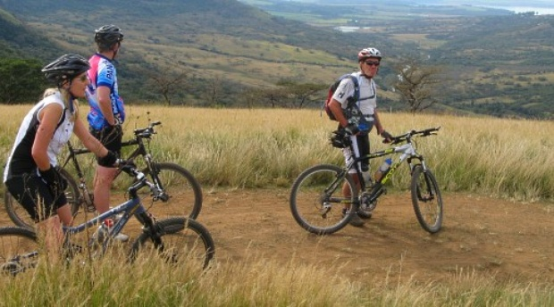 Mountainbiking Sabie